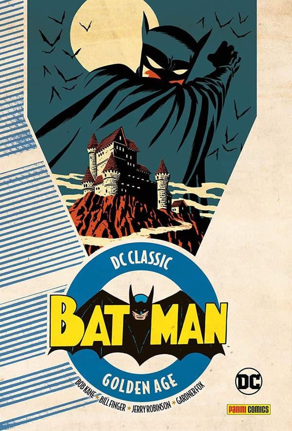 batman 1 - dc classic golden age