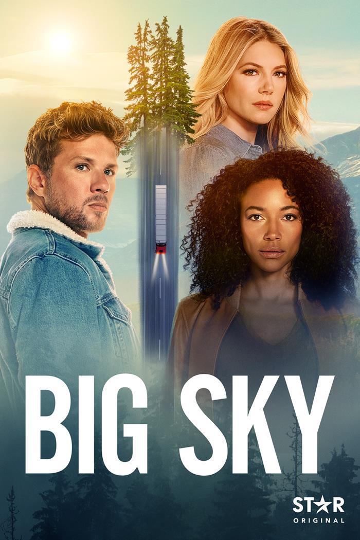 Disney serie Star Original - Big Sky