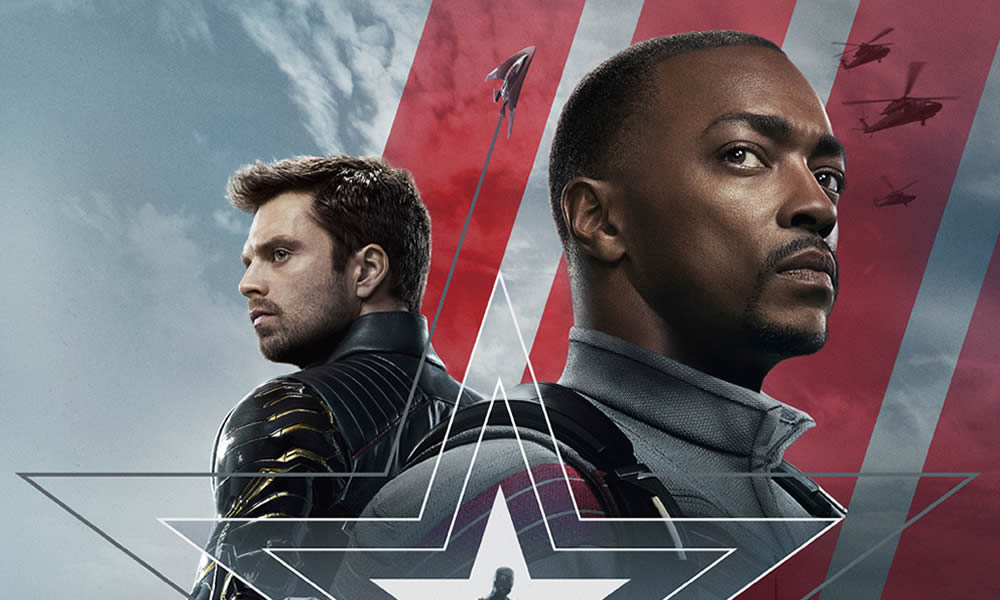 The Falcon and the Winter Soldier: il trailer del Super Bowl