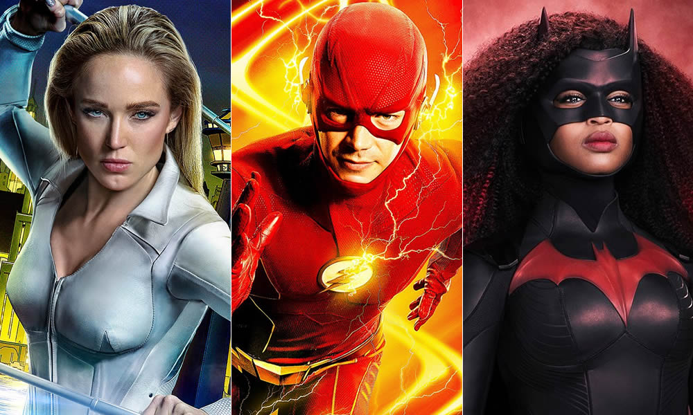 Flash, Batwoman, Legends of Tomorrow
