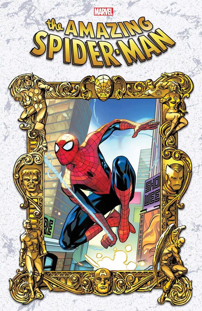 Lupacchino Variant Marvel Masterworks