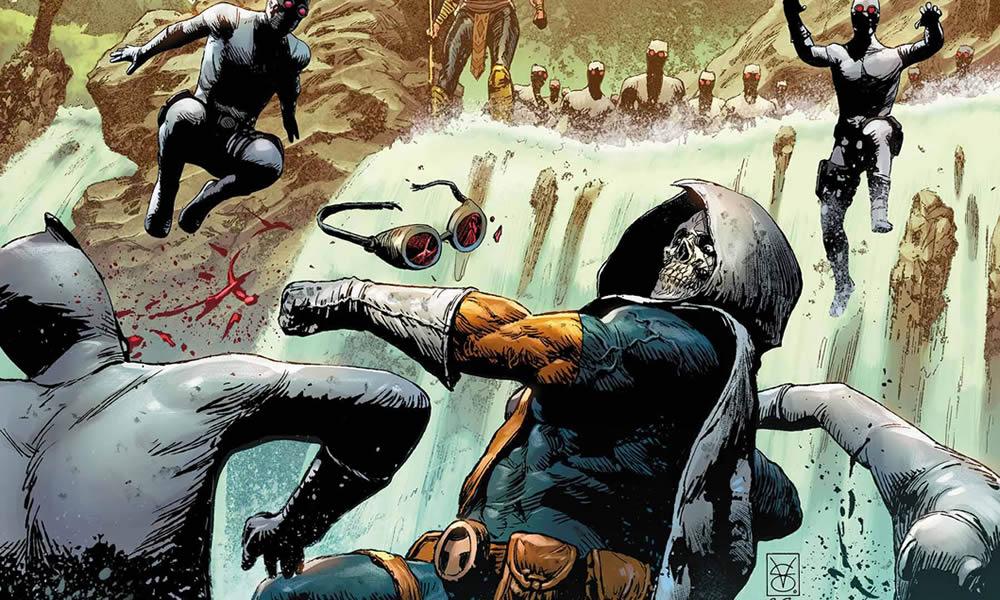 marvel comics marzo 2021