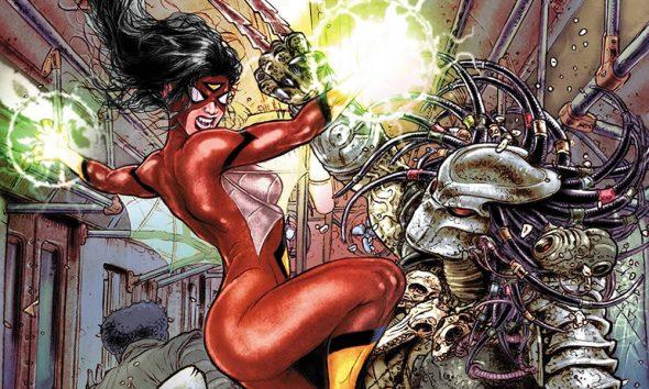 Predator - Marvel Variant Covers