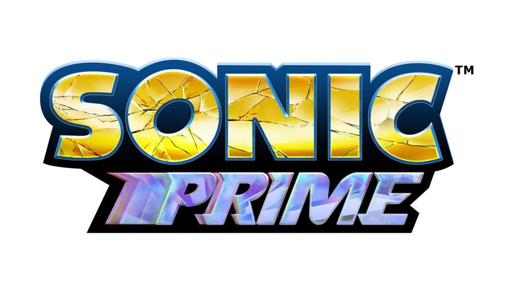 sonic prime - logo