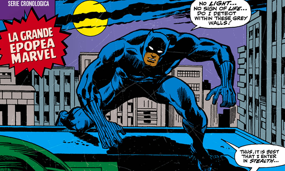 Quando Black Panther si unì agli Avengers