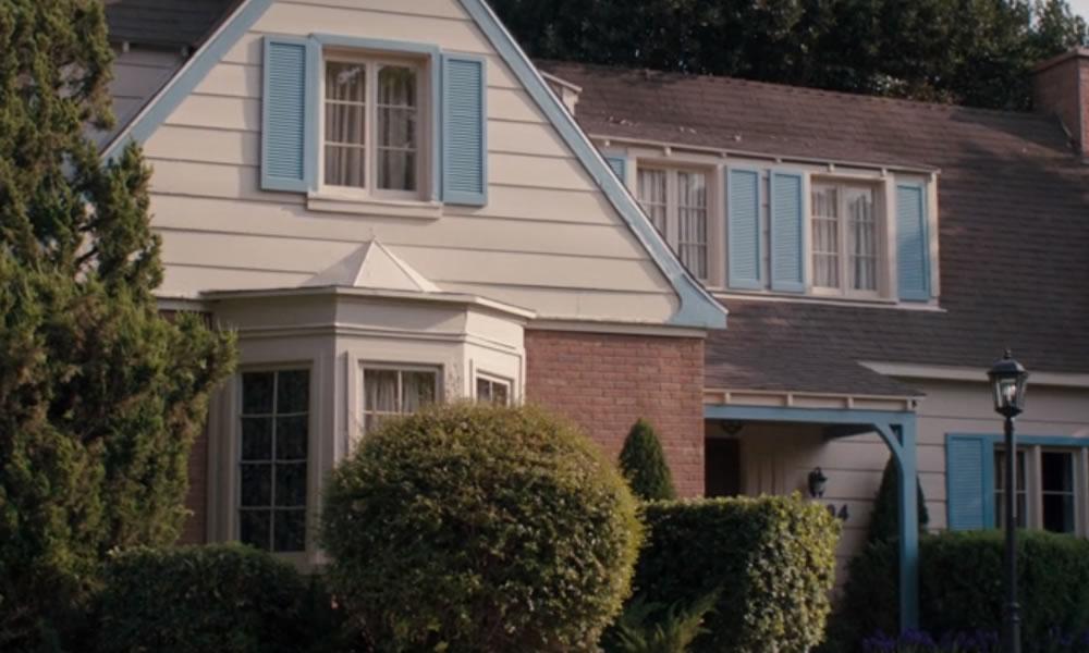 WandaVision casa di Agnes