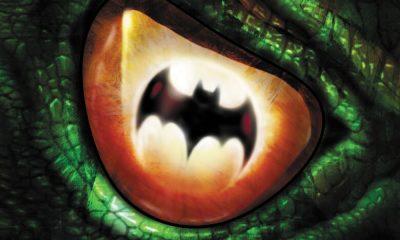 Batman Reptilian 1 DC