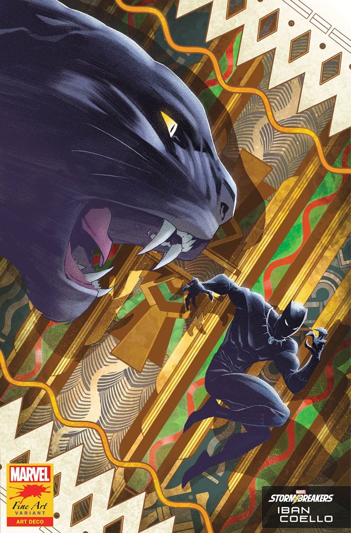 Black Panther variant