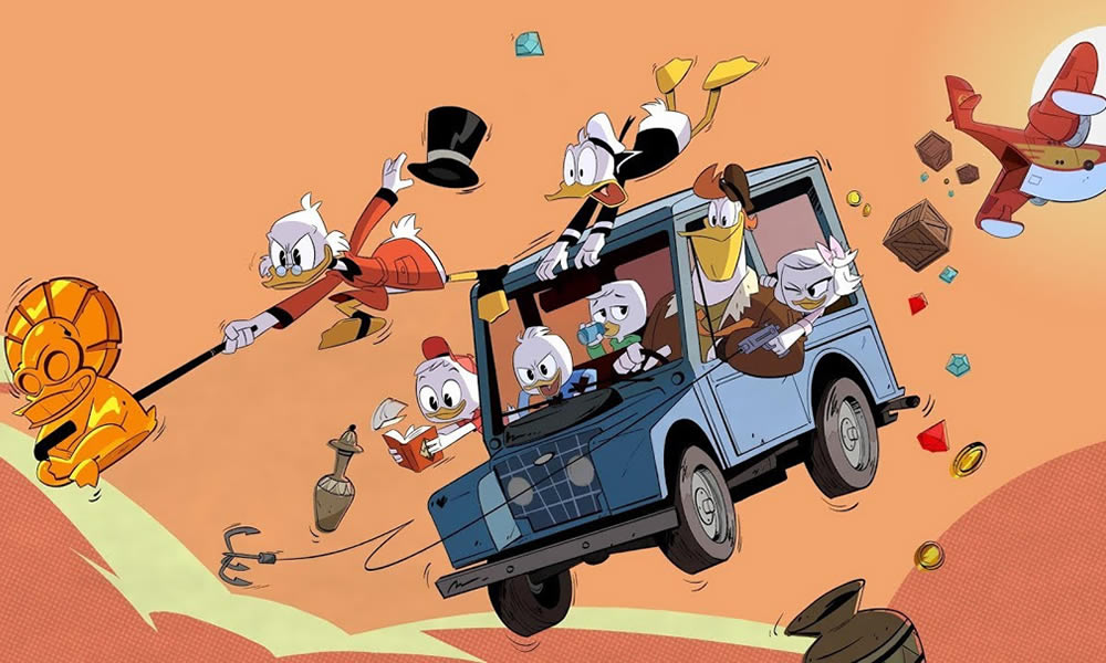 DuckTales stagione 2