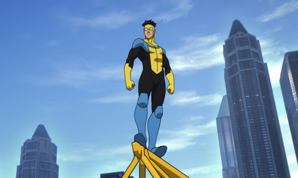 Invincible Prime Video