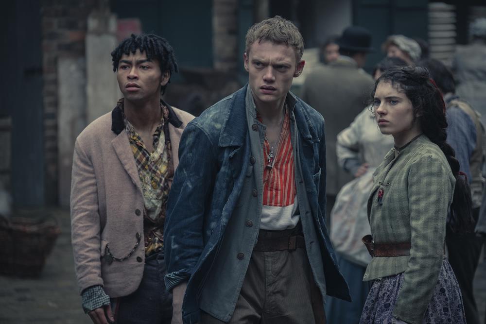 Irregolari Baker Street cast