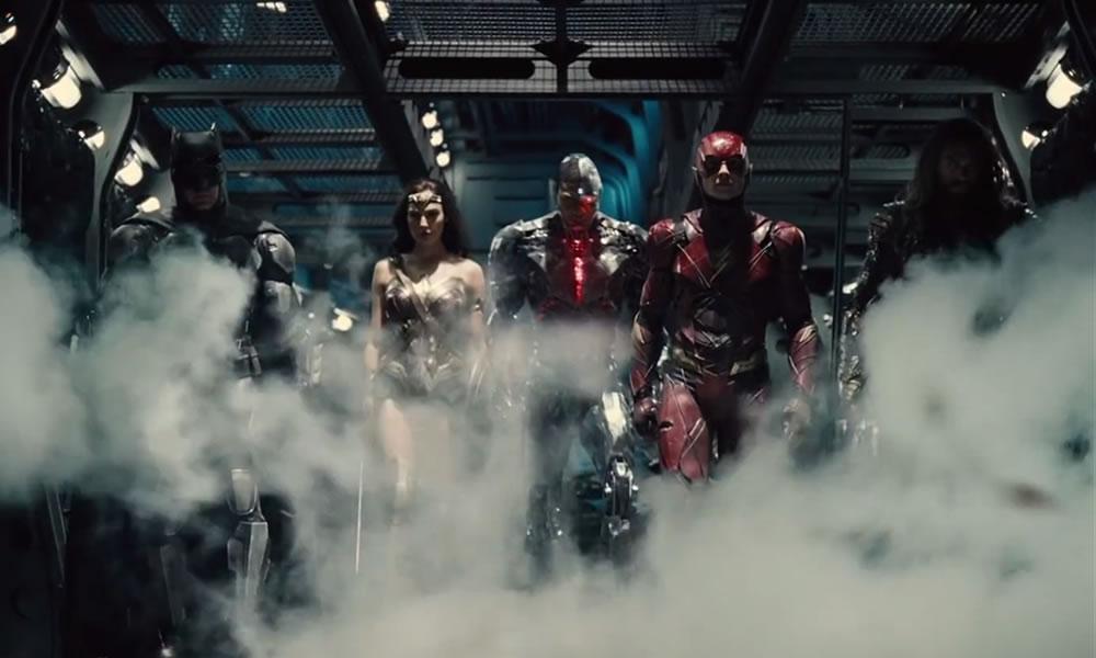 Zack Snyder's Justice League in Italia su Sky