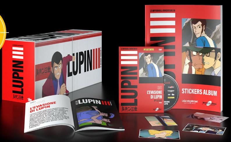 Lupin III - Gazzetta dello Sport