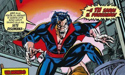 Morbius Il Vampiro Vivente: La Notte Del Vampiro