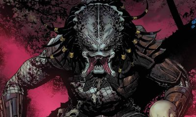 Predator fumetti Marvel Comics
