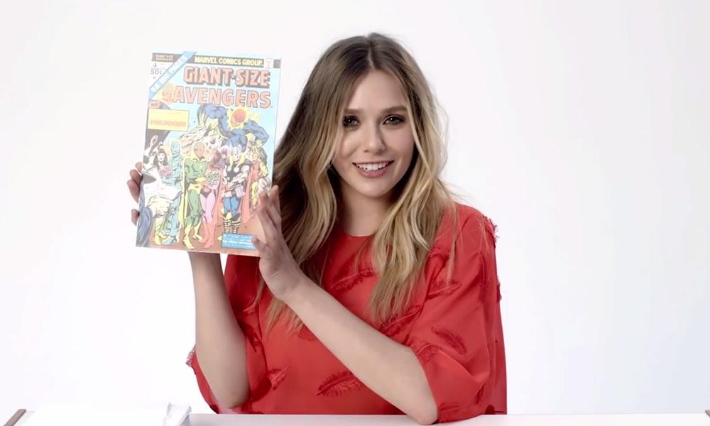 Scarlet Witch - storia a fumetti