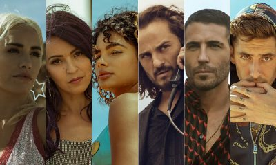 Sky Rojo Netflix - cast