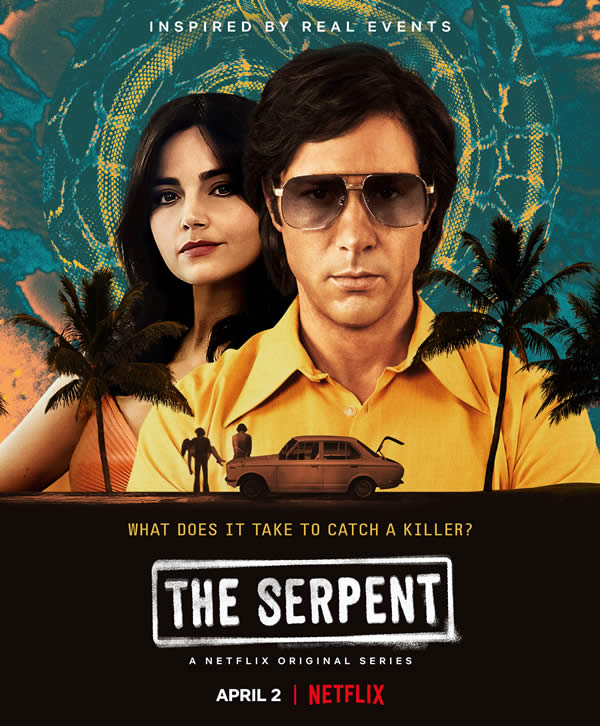 The Serpent - Netflix