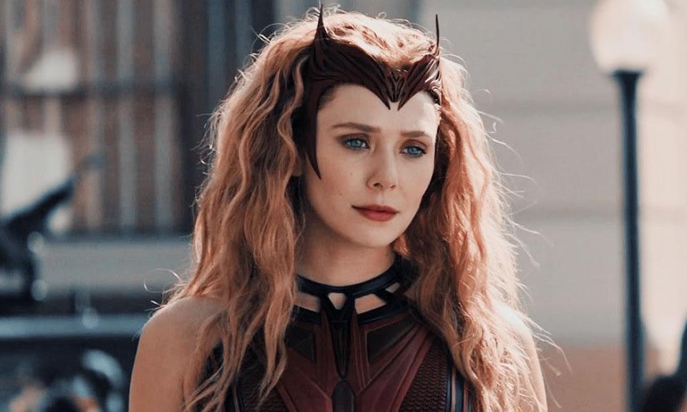Scarlet Witch costume WandaVision