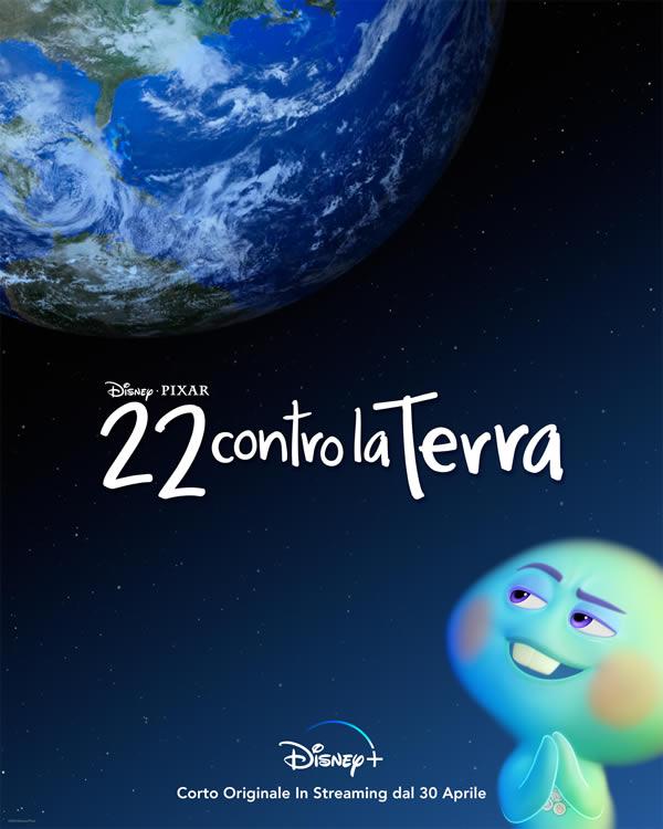 22 contro la Terra - poster