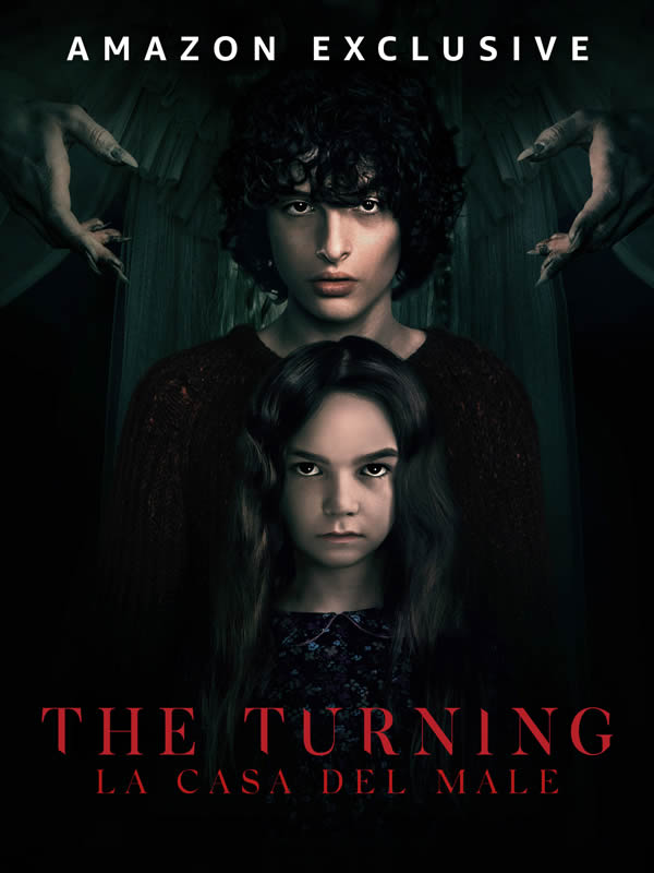 The Turning - Poster Prime Video