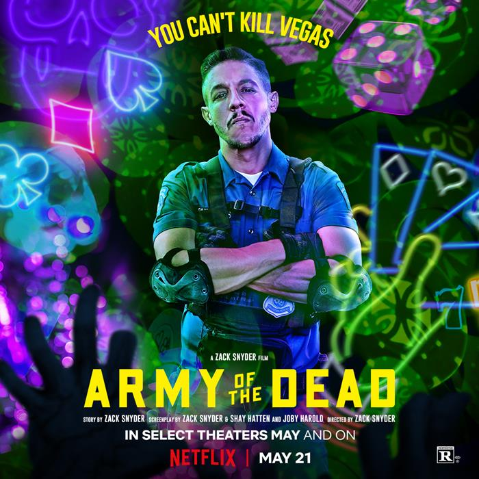 army of the dead cast