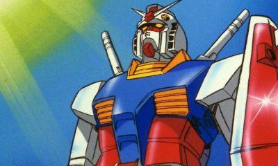 Gundam - Arriva il film di Netflix