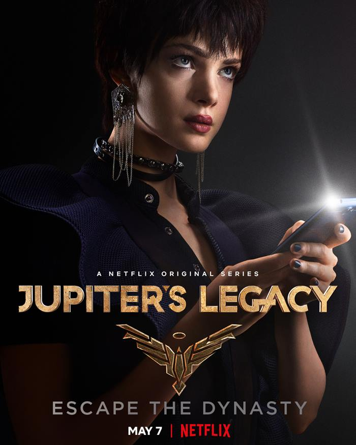 Jupiter's Legacy personaggi serie Netflix