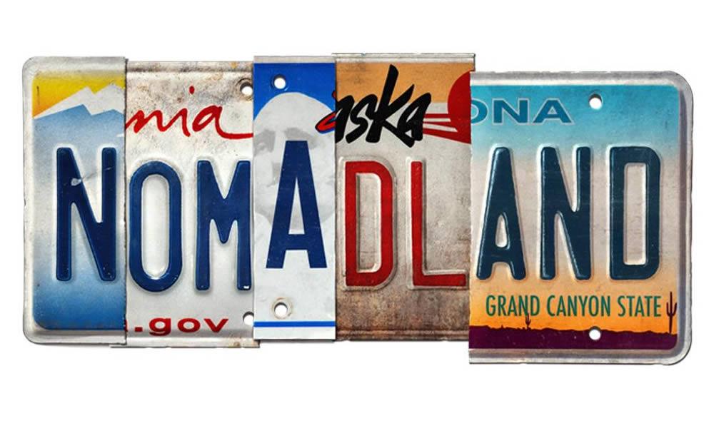 Nomadland Disney+