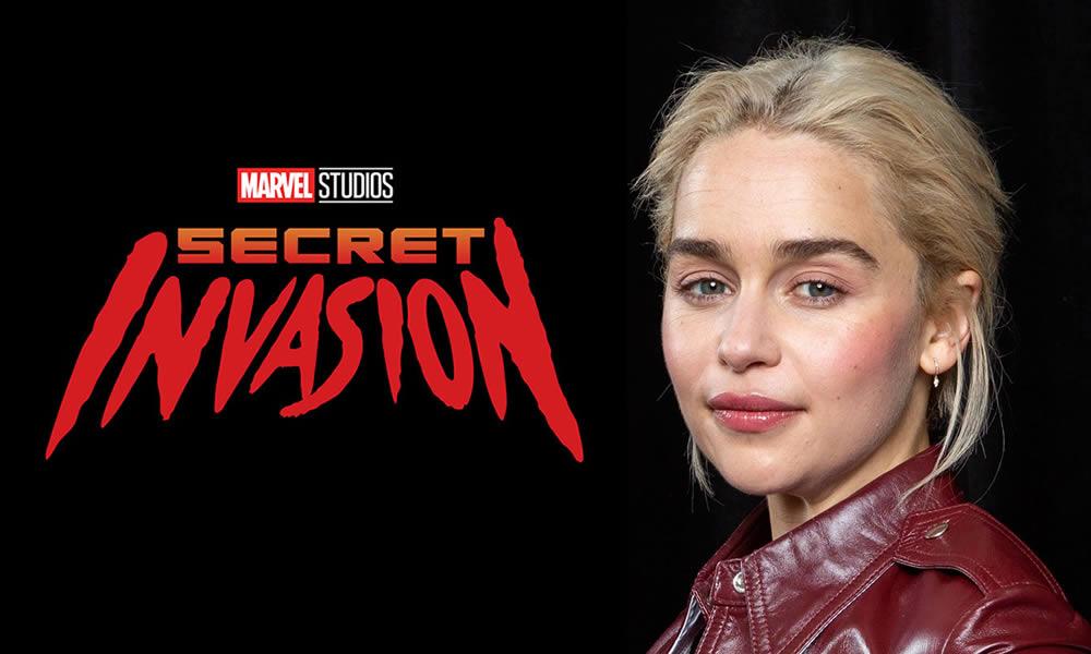 Emilia Clarke - Secret Invasion