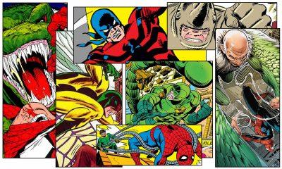 nemici spider-man
