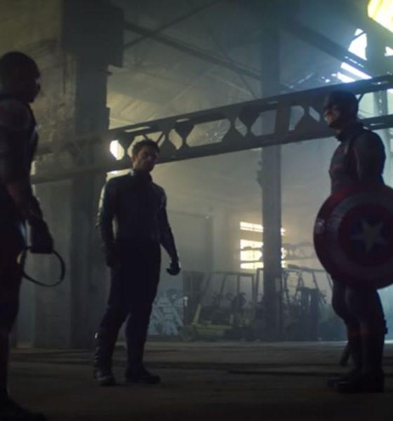 Falcon Winter Soldier video anteprima