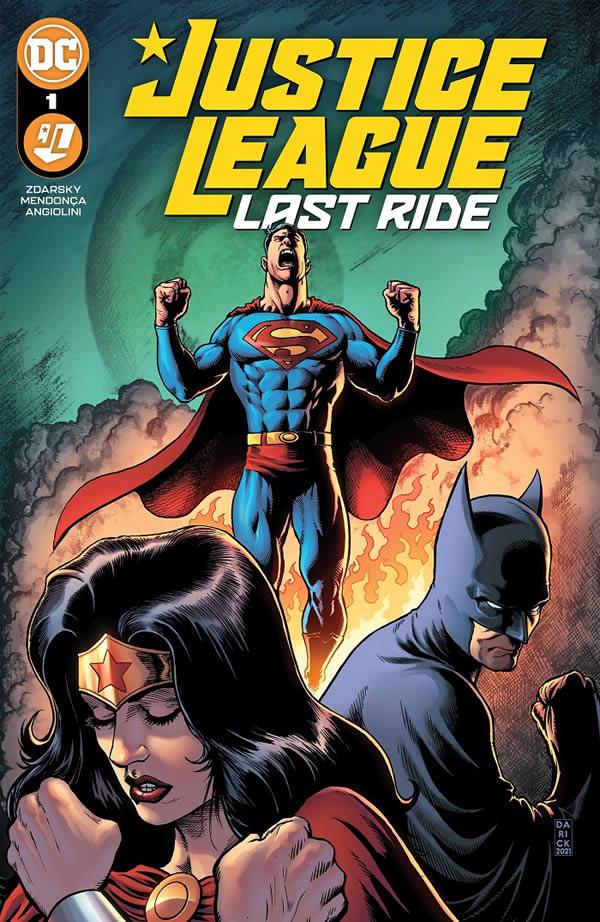 Justice League Last Ride 1