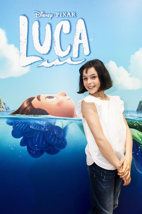 Luca - voci italiane del film