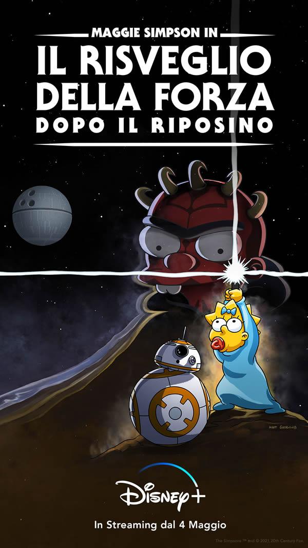 Simpson Star Wars