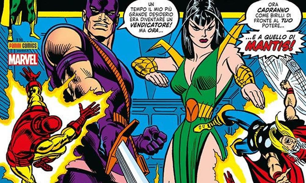Marvel Masterworks Vendicatori 11
