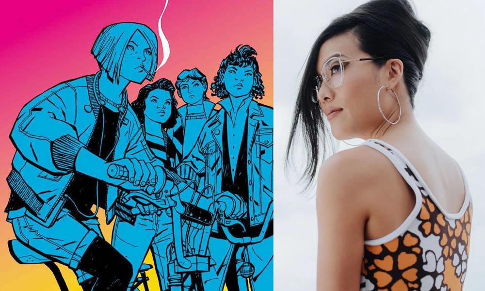 Paper Girls: Ali Wong