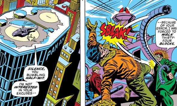 grattacielo pan am e spider-man