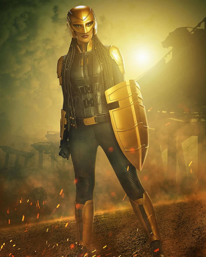 Supergirl Kelly Olsen Guardiano