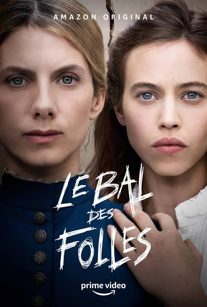 Le Bal des Folles - Poster film Amazon Original