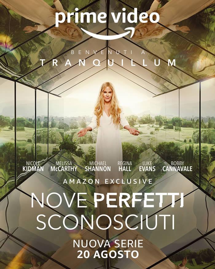 Nove perfetti sconosciuti - Poster