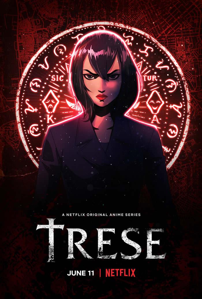 Trese - Poster Netflix