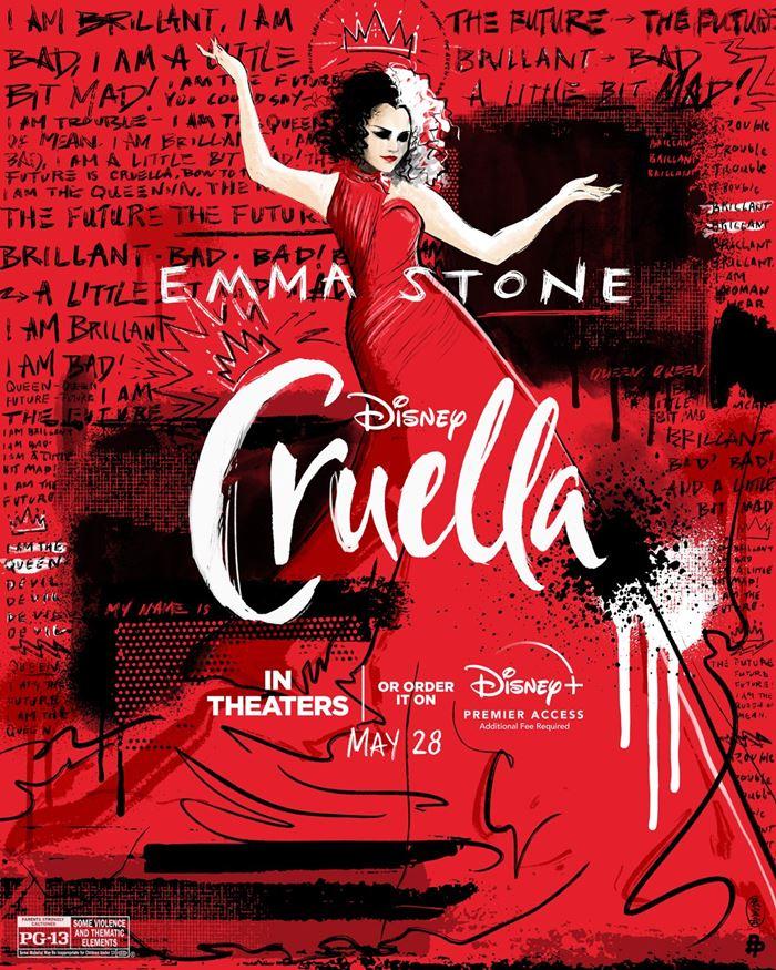 Crudelia poster
