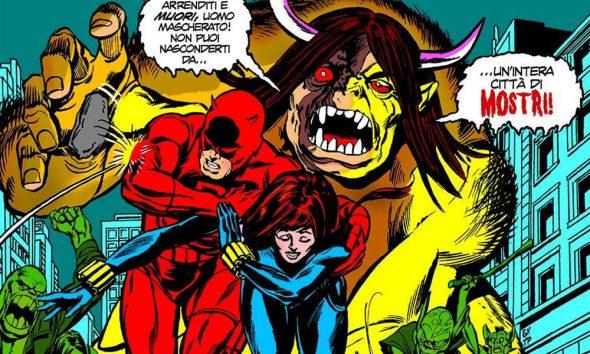 Marvel Masterworks Devil 9