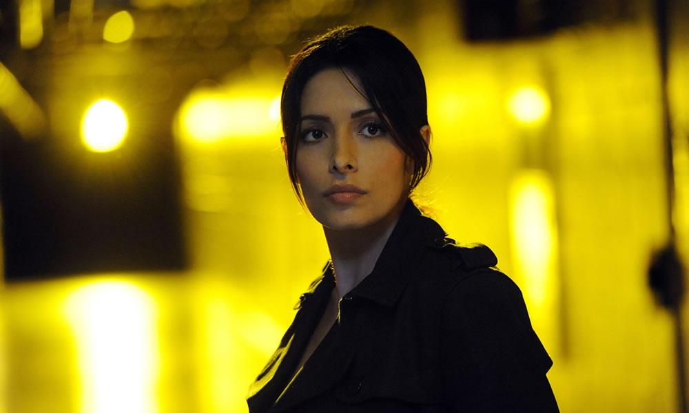 Sarah Shahi (attrice di Sex/Life) in Person of Interest