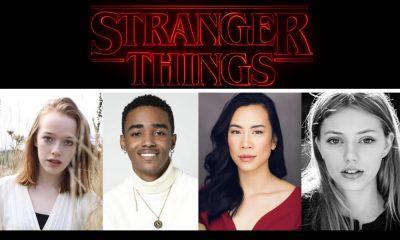 Stranger Things 4 cast