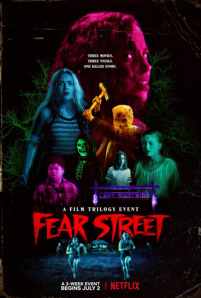 Fear Street Netflix