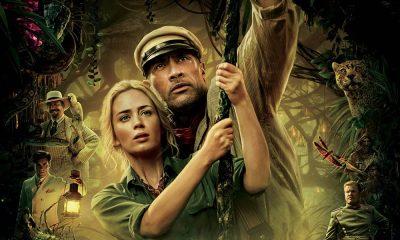 Jungle Cruise personaggi