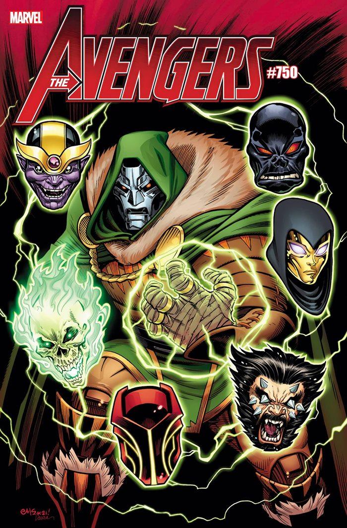 Avengers 750