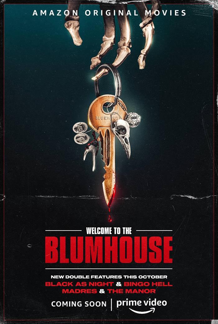 Blumhouse Prime video